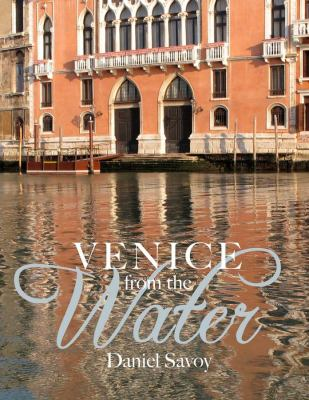 Venice from the Water 9780300167979