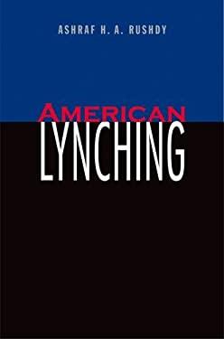 American Lynching 9780300181388