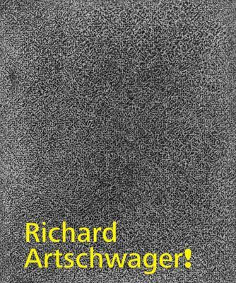 Richard Artschwager! 9780300185317