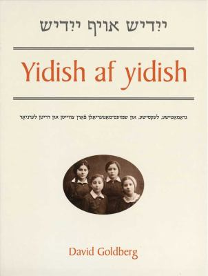 Yidish AF Yidish 9780300189469
