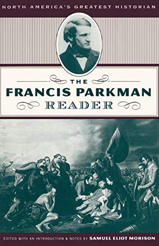 Frances Parkman Rdr PB 9780306808234