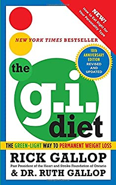 The G.I. Diet, 10th Anniversary 9780307361530