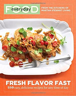 Fresh Flavor Fast 9780307405104