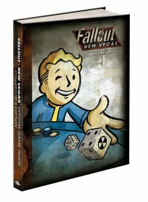 Fallout New Vegas Collector's Edition: Prima Official Game Guide 9780307469953
