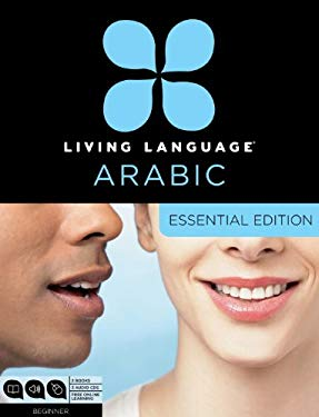 Living Language Arabic Essential Edition: Beginner [With 2 Books]