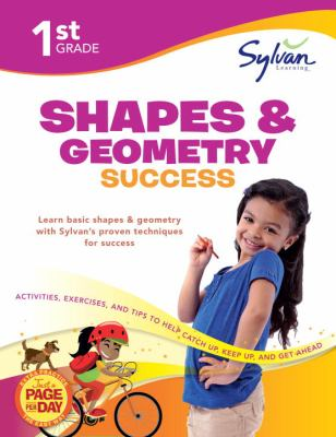 1st Grade Shapes & Geometry Success 9780307479266