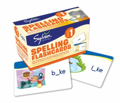 First Grade Spelling Flashcards 9780307479389