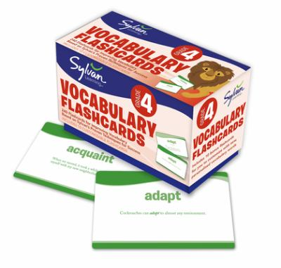 Fourth Grade Vocabulary Flashcards 9780307479419