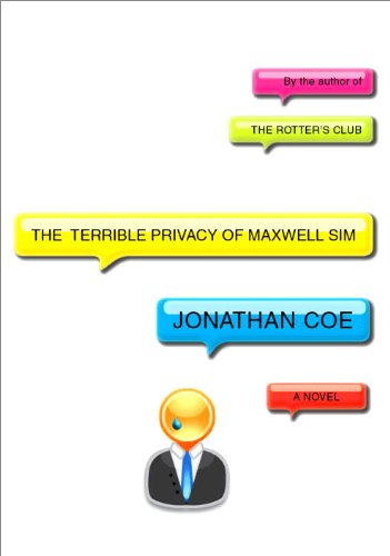 The Terrible Privacy of Maxwell Sim 9780307594815
