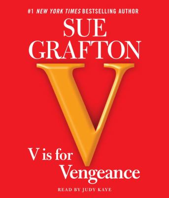 V Is for Vengeance 9780307704238