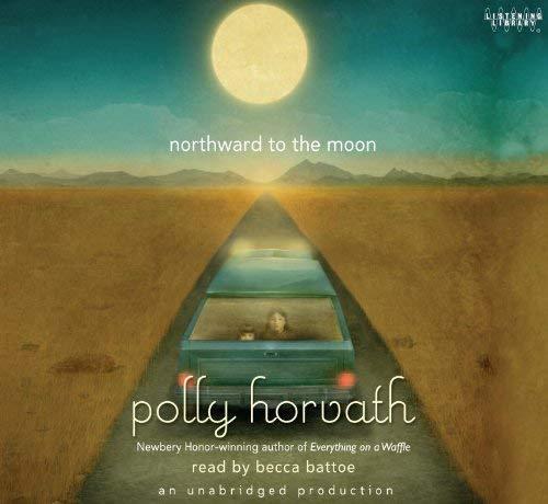 Northward to the Moon(lib)(CD) 9780307706416