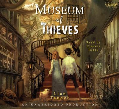 Museum of Thieves (Lib)(CD) 9780307710833
