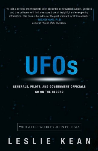 UFOs: Generals, Pilots, and Government Officials Go on the Record 9780307717085