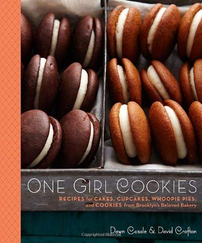 One Girl Cookies: Recipes for Cakes, Cupcakes, Whoopie Pies, and Cookies from Brooklyn's Beloved Bakery 9780307720481