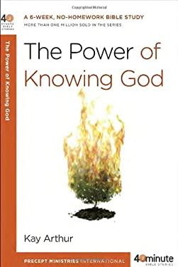 The Power of Knowing God 9780307729835