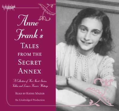 Anne Frank's Tales (Lib)(CD) 9780307737830