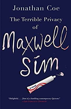 The Terrible Privacy of Maxwell Sim 9780307742155