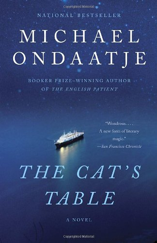 The Cat's Table (Vintage International) 9780307744418