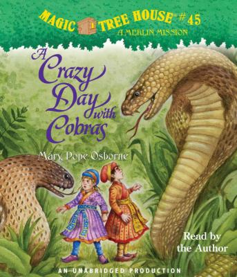 A Crazy Day with Cobras 9780307746603