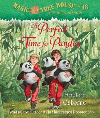 A Perfect Time for Pandas 9780307746665