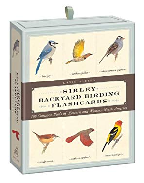 Sibley Backyard Birding Flashcards: 100 Common Birds of Eastern and Western North America 9780307888976