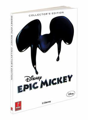 Disney Epic Mickey 9780307889843