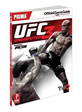 UFC Undisputed 3 9780307890306