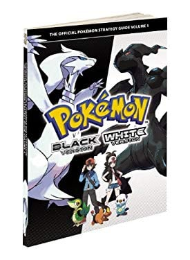 Pokemon Black Version & Pokemon White Version Volume 1: The Official Pokemon Strategy Guide 9780307890603