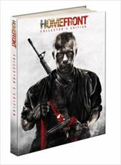 Homefront Collector's Edition: Prima Official Game Guide 12719722