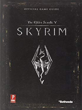 Elder Scrolls V: Skyrim: Official Game Guide [With Poster] 9780307891372