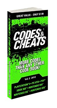 Codes & Cheats Vol. 2 2012: Prima Game Guide 9780307894342