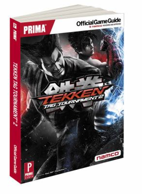 Tekken Tag Tournament 2: Prima Official Game Guide 9780307895967
