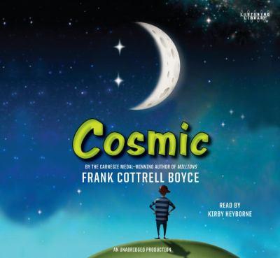 Cosmic (Lib)(CD) 9780307915351