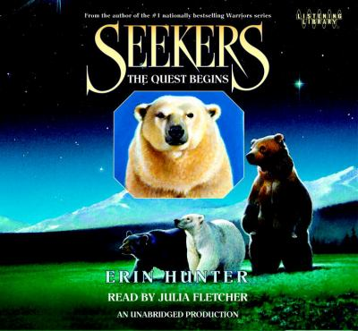 Seekers #1: The Quest(lib)(CD) 9780307917126