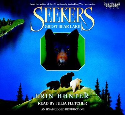 Seekers #2: Great Bear(lib)(CD) 9780307917140