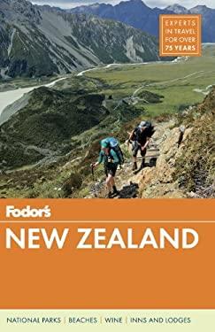 Fodor's New Zealand 9780307928405