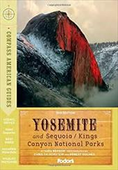 Compass American Guides: Yosemite & Sequoia/Kings Canyon National Parks 16381498