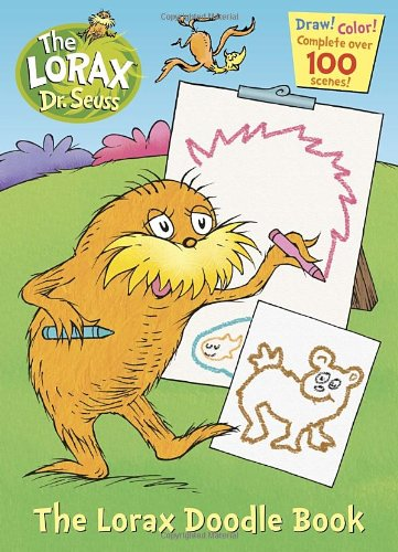 The Lorax Doodle Book 9780307929822