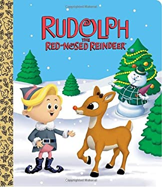 Rudolph the Red-Nosed Reindeer 9780307929877