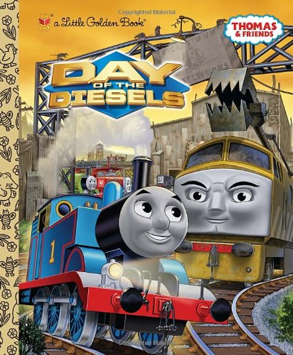 Day of the Diesels 9780307929891