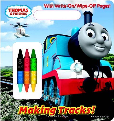 Making Tracks! (Thomas & Friends) 9780307930026