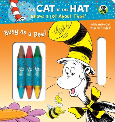 Busy as a Bee! (Dr. Seuss/Cat in the Hat) 9780307930118