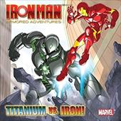 Titanium vs. Iron! (Marvel: Iron Man) 16381554