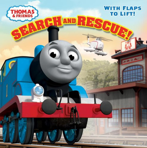 Search and Rescue! (Thomas & Friends) 9780307930293