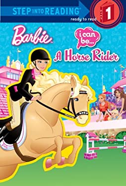 I Can Be a Horse Rider (Barbie) 9780307930330