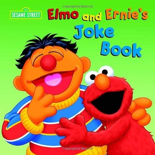 Elmo and Ernie's Joke Book 9780307930538