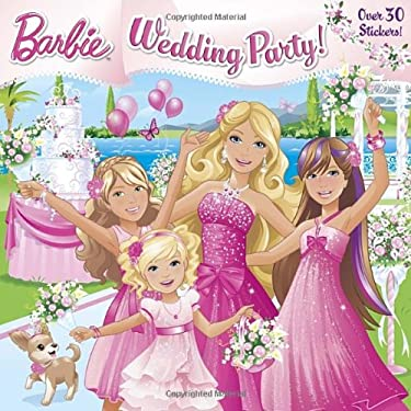 Wedding Party! (Barbie) 9780307931160