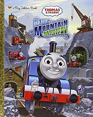 Thomas & Friends: Blue Mountain Mystery 9780307931498