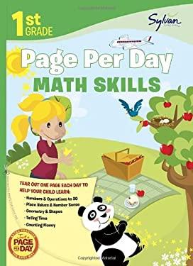 First Grade Page Per Day: Math Skills 9780307944603