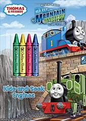 Thomas & Friends: Hide-And-Seek Engines [With 4 Chunky Crayons] 16738525